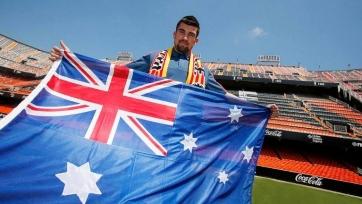 Голкипер «Валенсии» признан лучшим игроком Австралии в уходящем году