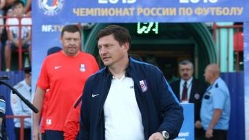 Андрей Гордеев: «У меня в команде прекрасные отношения со всеми игроками»