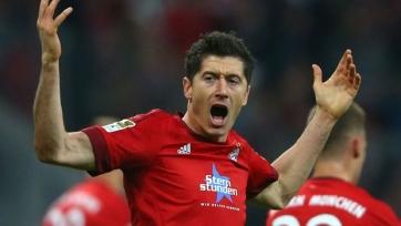 «Манчестер Юнайтед» готов побороться за услуги Левандовского
