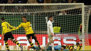 «Боруссия» переиграла на выезде «Аугсбург»