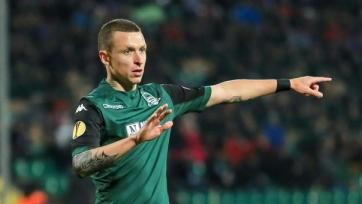 Павел Мамаев признан лучшим футболистом Краснодарского края в 2015-м году