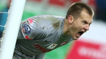 Ребров: «Видно, что руководство поддерживает Аленичева»