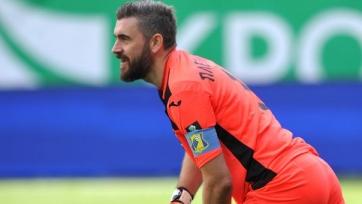 Плетикоса: «Летом меня звали третьим вратарём в «Челси»