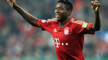 Алаба снова стал лучшим футболистом Австрии