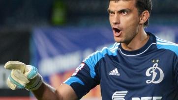 Владимир Габулов не может договориться с «Динамо» о новом контракте