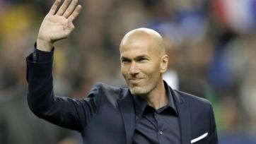Болельщики «Реала» проголосовали за назначение Зинедина Зидана на пост главного тренера