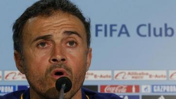 Луис Энрике: «Мы не знаем, смогут ли Месси и Неймар сыграть в финале»