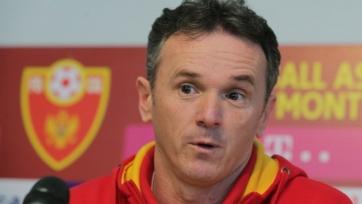 У сборной Черногории будет новый тренер