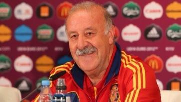 Висенте Дель Боске покинет испанскую сборную после Евро-2016