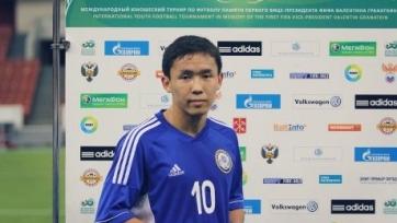 Форвард молодёжной сборной Казахстана на прицеле у российских клубов