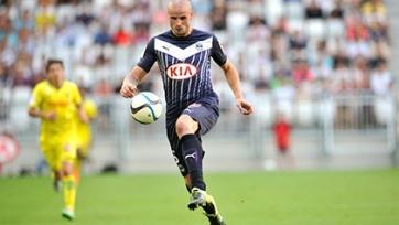 Игрок «Бордо» Паллуа дисквалифицирован на три месяца