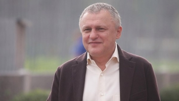 Суркис: «Я сделал вывод, что лучше доверять украинским футболистам»