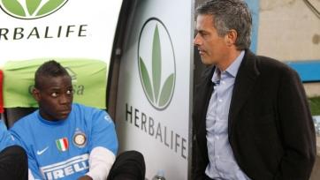 Балотелли: «Жозе Моуринью – великий специалист»