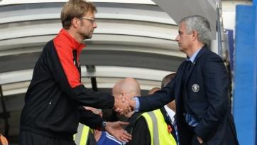 Клопп об увольнении Моуринью из «Челси»: «Жаль, что всё закончилось столь печально»