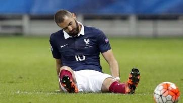 Дидье Дешам одобряет решение исключить Бензема из сборной Франции