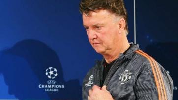 Луи ван Гаал опасается потерять место в «Манчестер Юнайтед»