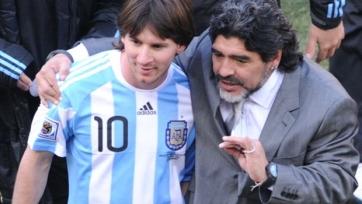 Лионель Месси: «Марадона, вне всяких сомнений, вдохновил меня»