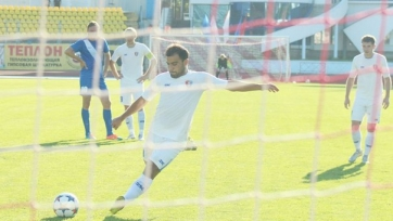Официально: Григорян стал игроком армавирского «Торпедо»