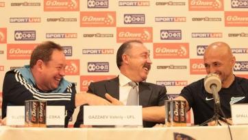 Газзаев: «Слуцкому не нужно думать о ЧМ-2018, нужно сначала хорошо выступить на Евро-2016»