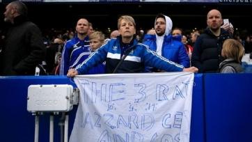 Фанаты «Челси» считают Сеска, Азара и Косту – крысами
