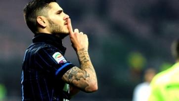 «Интер» готов отпустить Икарди в «Атлетико», но лишь за 40 миллионов