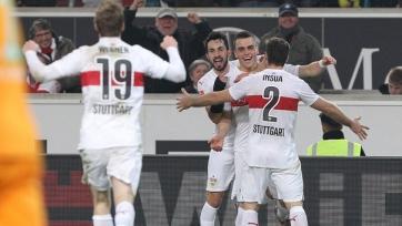 Дубль Дидави принёс «Штутгарту» победу над «Вольфсбургом»