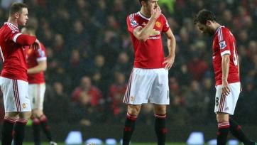 «Манчестер Юнайтед» переживает самый глубокий кризис с 1998-го года