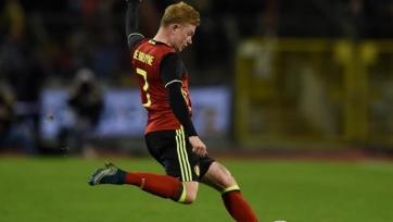 Де Брёйне – лучший спортсмен Бельгии-2015