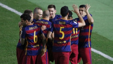 «Барселона» в третий раз выиграла клубный чемпионат мира