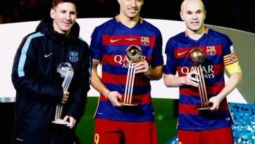 Лионель Месси доволен победой в клубном чемпионате мира