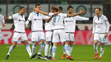 «Лацио» сумел обыграть «Интер»