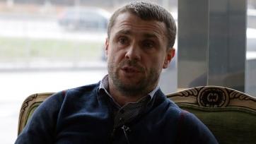 Сергей Ребров: «Нельзя говорить, что уровень чемпионата Украины упал»