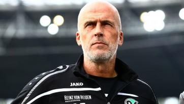 Официально: Главный тренер «Ганновера» отправлен в отставку
