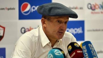 Григорчук – лучший тренер Азербайджана-2015