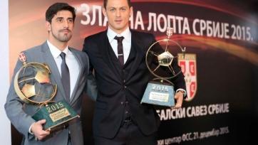 Матич – футболист года в Сербии