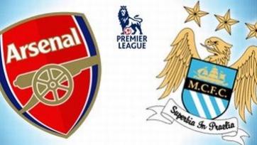 «Арсенал» и «Манчестер Сити» объявили стартовые составы