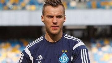 «Реал» проявляет интерес к Ярмоленко