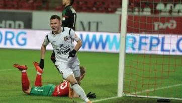 Руководство «Урала» опровергло информацию о возможном переходе Сапеты в «Динамо»
