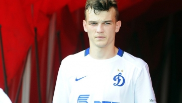 Официально: Семён Матвийчук продлил контракт с «Динамо»