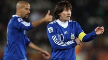 Верон: «Месси как-то признался мне, что хочет поиграть за «Интер»