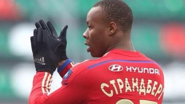 ЦСКА не собирается отдавать Странберга в очередную аренду