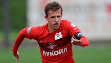 «Спартак» продлил контракт с лучшим бомбардиром молодёжного первенства