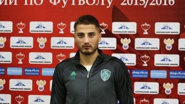 Полузащитник «Терека» продолжит карьеру в Румынии