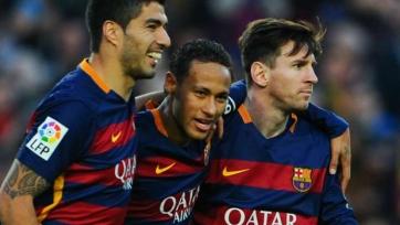 Давид Вилья: «Сейчас у «Барселоны» лучшая тройка в истории клуба»