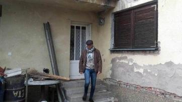 Синиша Михайлович посетил родное село