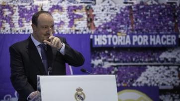 Судьба Бенитеса будет зависеть от матча с «Реал Сосьедадом»