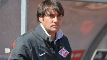 Официально: Гунько возглавил молодёжную команду «Спартака»