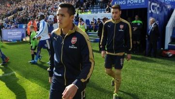 «Арсенал» готовится продлить контракты с Озилом и Санчесом