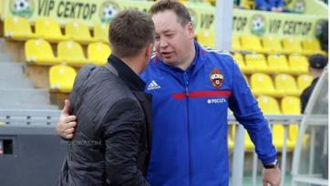 Гинер рассказал, кто пригласил в клуб Виктора Гончаренко
