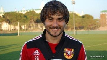Официально: Владислав Рыжков остаётся в «Арсенале»